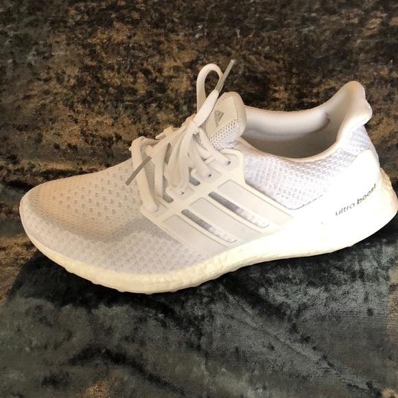 adidas ultra boost ltd cloud white